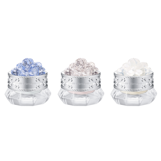 Crystal Bloom Gel Perfume Selection