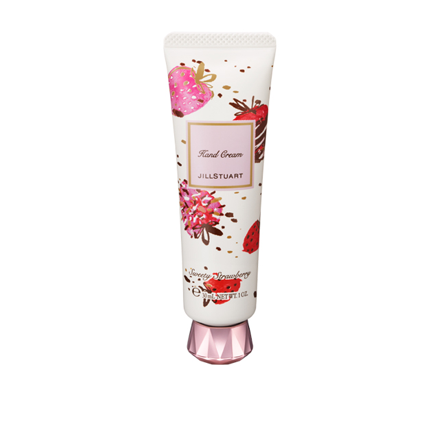 Relax Strawberry Hand Cream